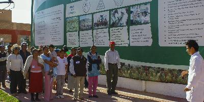 Museo,Conferencias y Visita Agroindustria